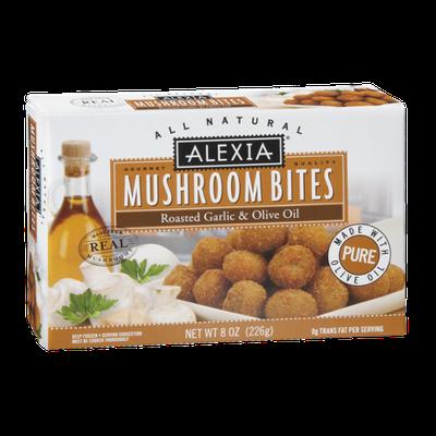 Alexia All Natural Mushroom Bites