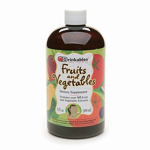 Drinkables All-in-One Liquid Fruits and Vegetables
