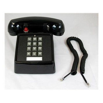 Cortelco -2500-57MD-BK 250000VBA-57MD Desk Message Waiting