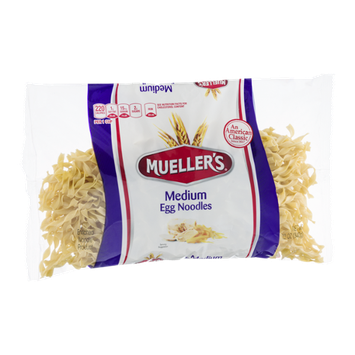 Mueller's Egg Noodles Medium