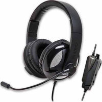 Oblanc UFO510 NC2 5.1 Surround Sound Stereo Gaming Headphone w/ Mic Black/ Black