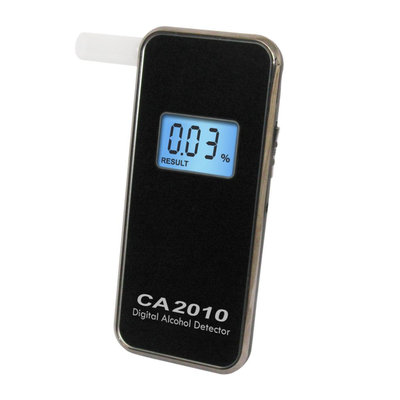 Q3 Innovations AlcoHawk CA2010 Digital Breathalyzer - Q3 INNOVATIONS, LLC