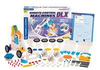 Thames & Kosmos Remote Control Machines DLX Constrution Kit