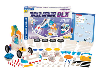 Thames & Kosmos Remote Control Machines DLX Constrution Kit