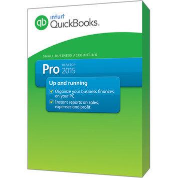 Intuit QuickBooks Pro 2015 (PC)