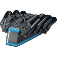DreamGear Quad Dock for PS3