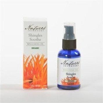 Shingles Soothe Wellness oil Nature's Inventory 2fl oz (60ml) Liquid