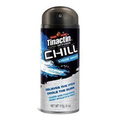 Tinactin Chill Liquid Spray 4 oz (113 g)