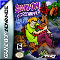 THQ Scooby-Doo: Unmasked