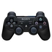 Sony PlayStation 3 DualShock 3 Controller - Black (PlayStation 3)