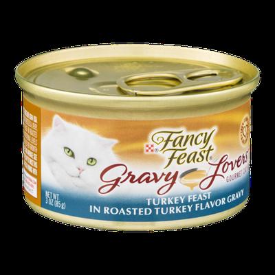 Fancy Feast Gravy Lovers Turkey Feast Gourmet Cat Food