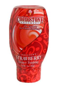 Cold Stone Creamery DESSERT TOPPER, STRAWBERRY, (Pack of 6)