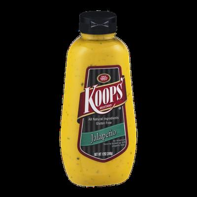Koops' Mustard Jalapeno