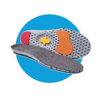 Earth Therapeutics Insoles, Airwalk Arch Support Insoles, Medium 1 Pair