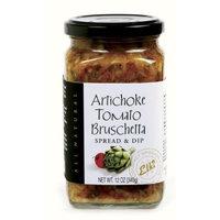 Elki's Gourmet Artichoke Tomato Bruschetta, 12 Ounce