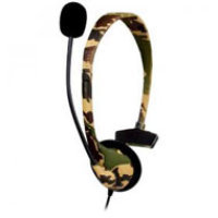 DreamGear Xbox 360 - R Broadcaster Headset - Camo