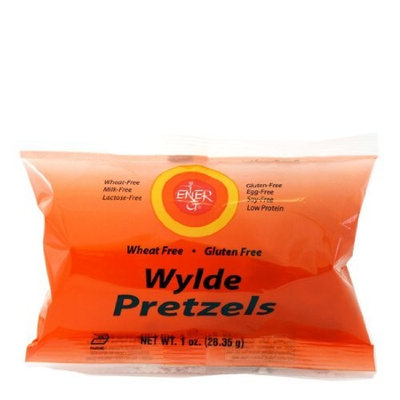 Ener-G Foods Wylde Pretzel (Pack of 50)