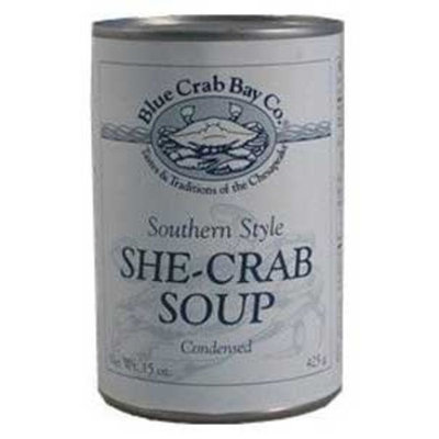 Blue Crab Bay Co. Southern Style She-Crab Soup