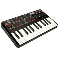 Akai MPK 25-Key MIDI mini Controller Keyboard