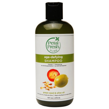 Petal Fresh Pure Shampoo, Age-Defying Grape Seed & Olive Oil, 16 fl oz