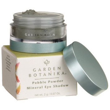 Garden Botanika Pebble Powder Mineral Eyeshadow, Aquamarine, 0.07-Ounce Boxes