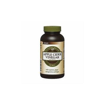 GNC Natural Brand Apple Cider Vinegar, Tablets, 120 ea