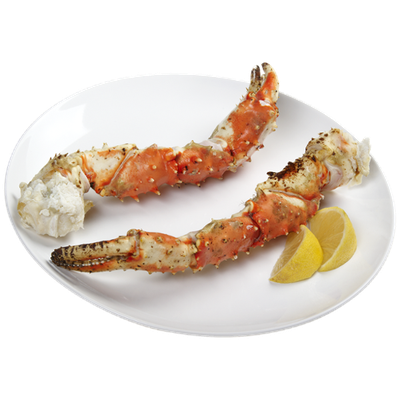 King Crab Legs - 2 ct