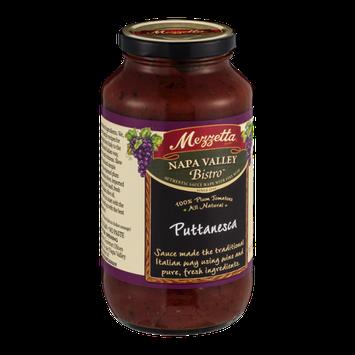 Mezzetta Napa Valley Bistro Puttanesca Sauce