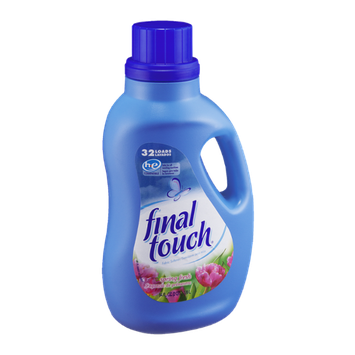 Final Touch Fabric Softener Spring Fresh - 32 Loads