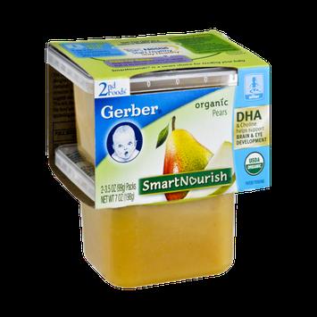 Gerber® Smart Nourish 2nd Foods Organic Pears