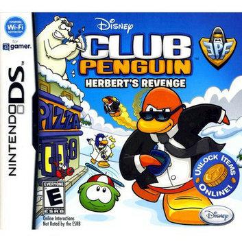 Disney Club Penguin: Elite Penguin Force -- Herbert's Revenge (Nintendo DS)