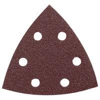 Skil 60 Grit 5 Pk Detail Sander Abrasive Triangles SDTR060
