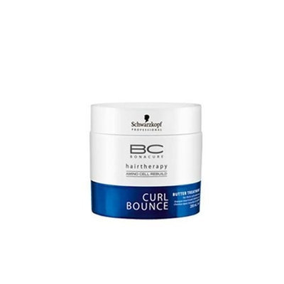 Schwarzkopf BC Bonacure Curl Bounce Treatment for Curly and Wavy Hair 200ml/6.8oz
