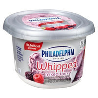 Philadelphia Whipped Mixed Berry Cream Cheese Spread