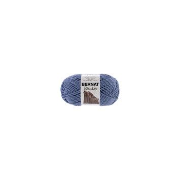 Blanket Yarn Yarn, 10.5 oz in Country Blue by Bernat