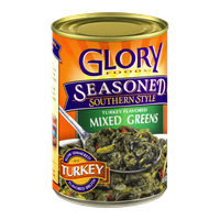 Glory Foods Seasoned Southern Style Mixed Greens
