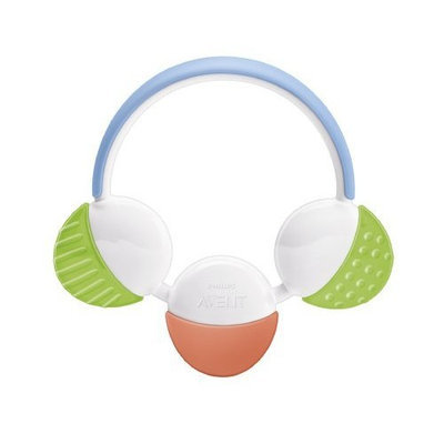 Philips AVENT BPA-Free Classic Back Teeth Teether (Discontinued by Manufacturer)