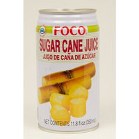 Foco Sugar Cane Juice 12 oz Can