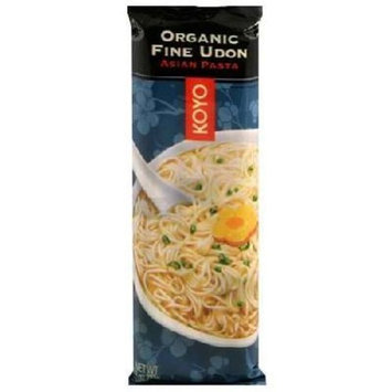Koyo Foods Fine Udon 8 Ounces (Case of 12)