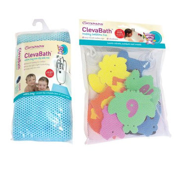 Clevamama Baby Bath Time Set, 1 ea