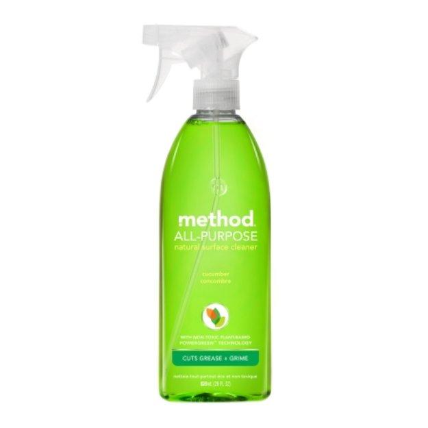 method Multi-Surface All Purpose Cleaner Spray Cucumber