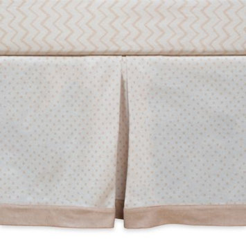 Living Textiles Baby Organic Bed Skirt