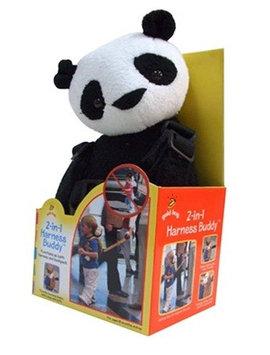 Goldbug 2-In-1 Harness Buddy (Panda)