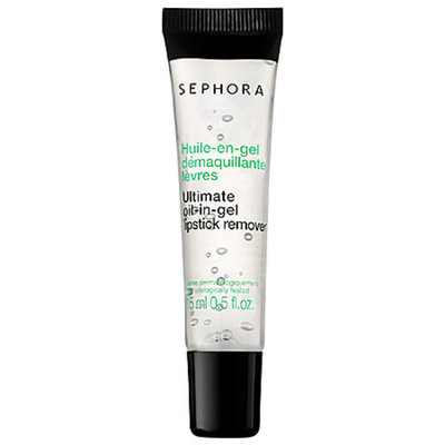SEPHORA COLLECTION Ultimate oil-in-gel lipstick remover