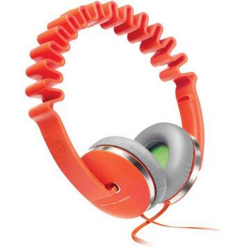 Innodesign Devices InnoDevice InnoWAVE Orange, modisch innovative Kopfhörer, 10-23000 Hz