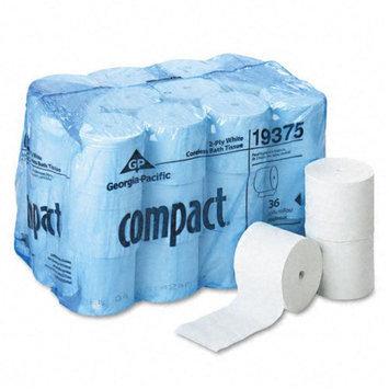 Georgia Pacific Compact Coreless Bath Tissue