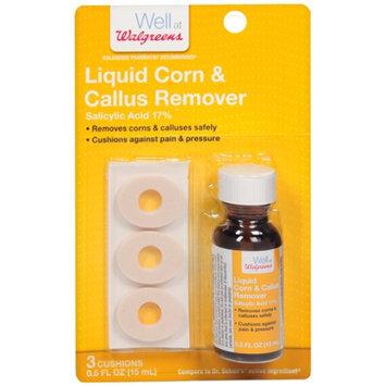 Walgreens Liquid Corn & Callus Remover