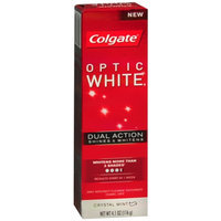 Colgate Optic White Dual Action Toothpaste Crystal Mint