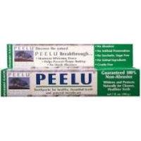 Spearmint Toothpaste - Fluoride Free Peelu 7 oz Paste