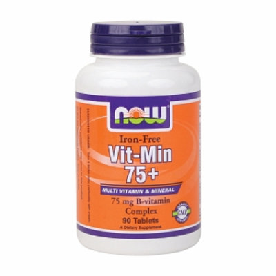NOW Foods Vit-Min 75+ Multiple